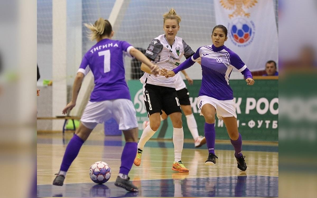 Нижегородская «Норманочка» вышла в полуфинал Кубка России по мини-футболу