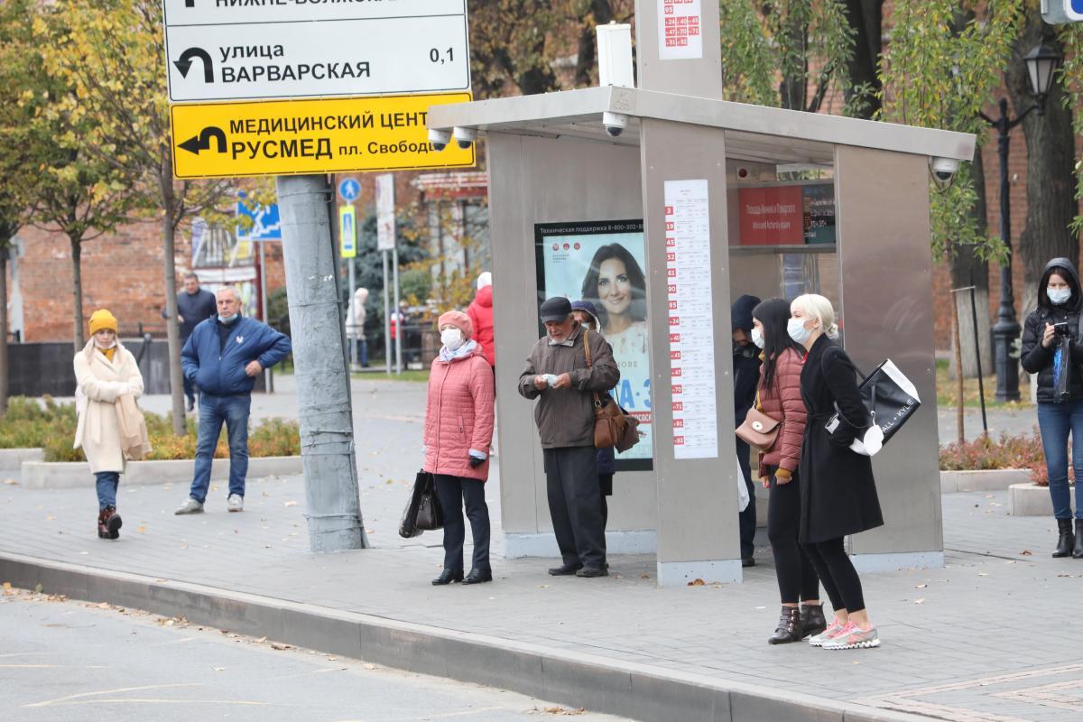 15 новых остановочных павильонов появятся в Нижегородском районе