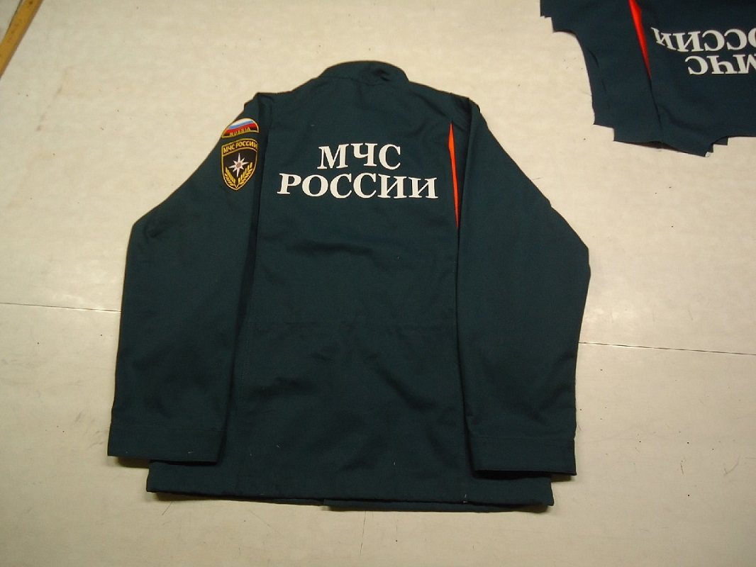 Нижнетагильские заключенные создадут одежду для сотрудников МЧС Нижнего Новгорода