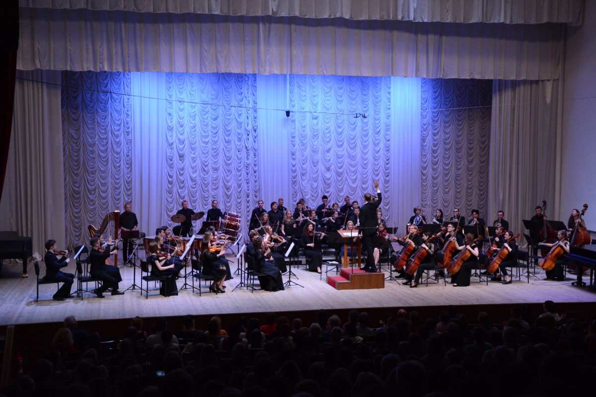 Концерты Международного молодежного симфонического оркестра пройдут в Нижнем Новгороде