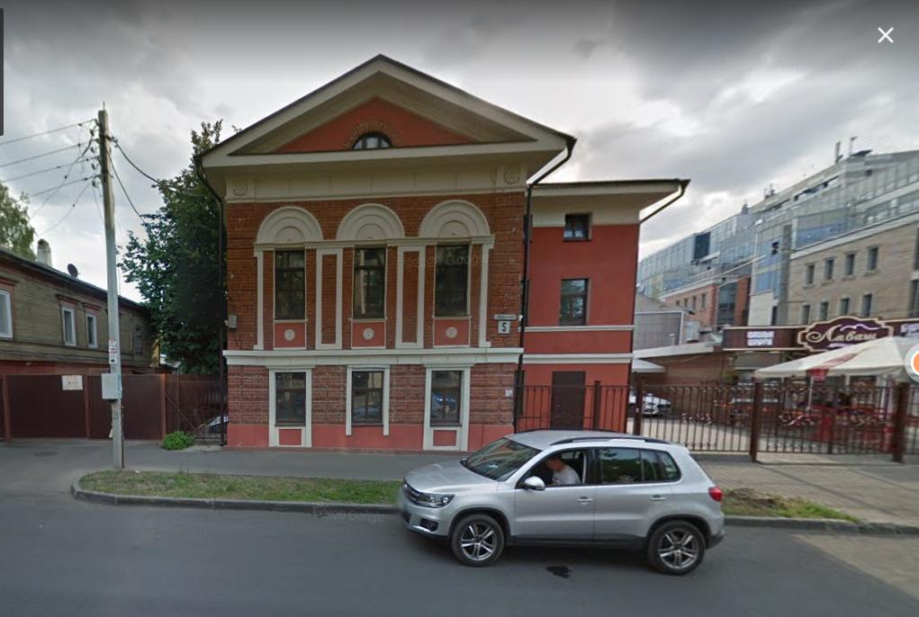 Старинный особняк в центре Нижнего Новгорода продают за 120 миллионов рублей