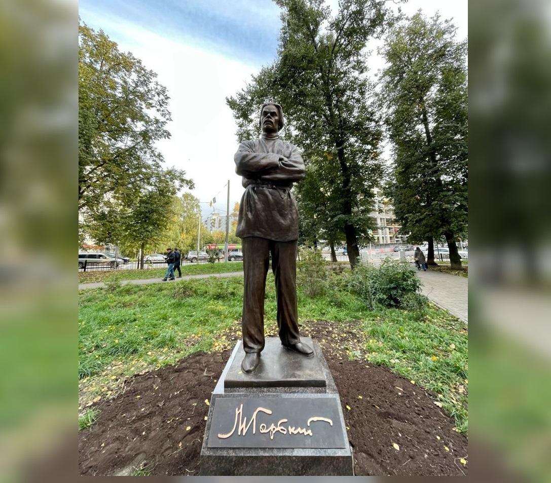 Правнук Максима Горького поблагодарил нижегородцев за сохранение памяти о его предке