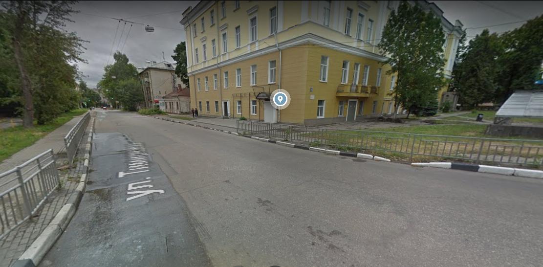 Парковку запретят с 29 сентября на участке улицы Тимирязева в Нижнем Новгороде