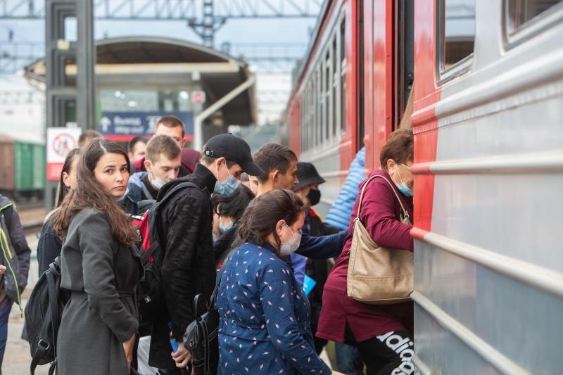 На Горьковской железной дороге действуют скидки на билеты для семейных путешествий