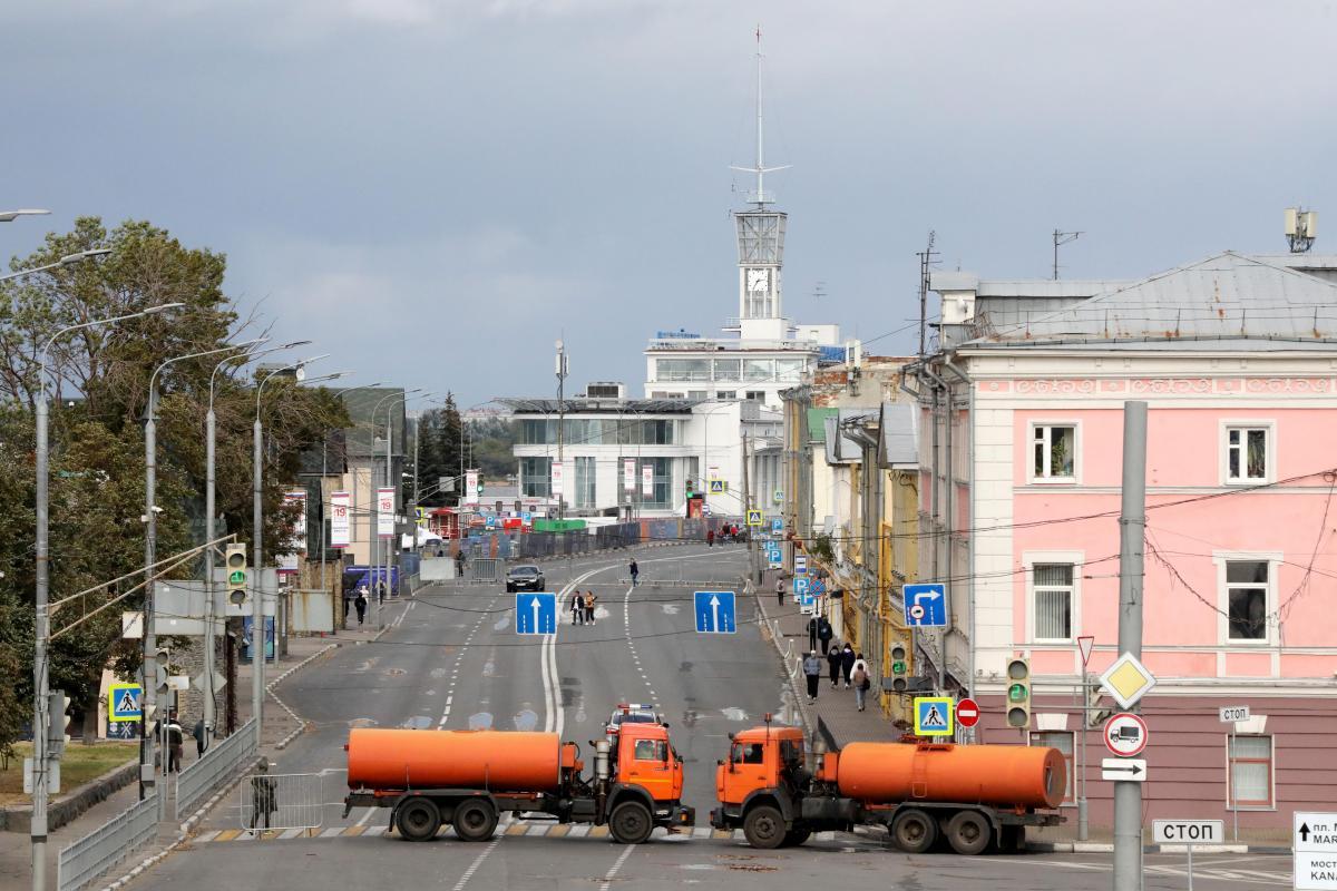 Движение по Нижневолжской набережной временно приостановят в Нижнем Новгороде