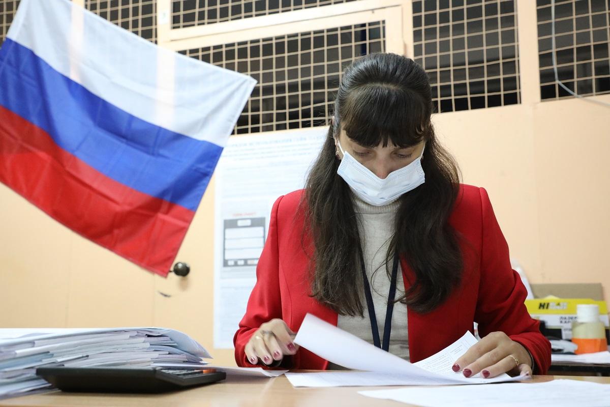 Нижегородский облизбирком озвучил данные об обработке бюллетеней на 10.00 20 сентября