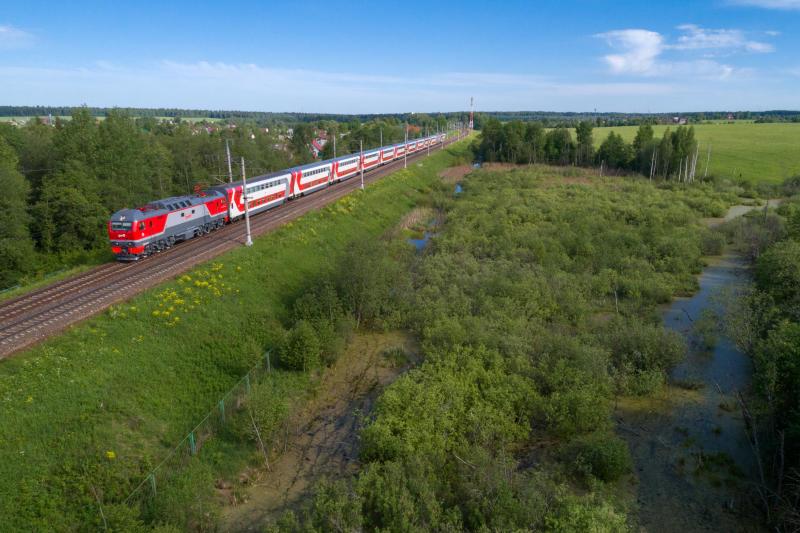 Более 160 дополнительных поездов дальнего следования планируется назначить на ноябрьские праздники