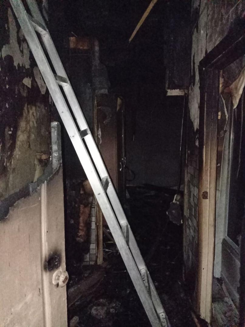 Один человек погиб и 12 эвакуировали из-за пожара в Канавинском районе