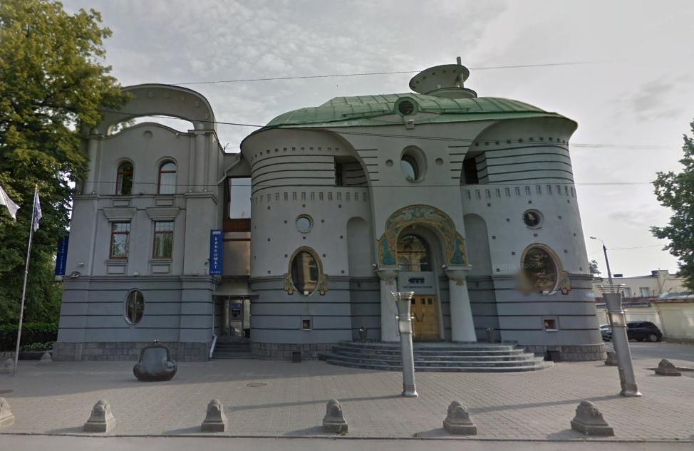 Пожар произошел в здании банка на Малой Покровской в Нижнем Новгороде