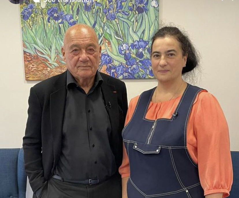 Нижегородский врач Татьяна Панова стала героиней программы «Русская душа» с Владимиром Познером