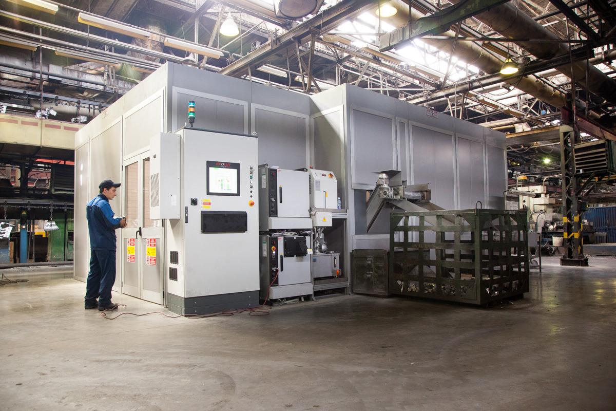 В регионе стартует производство деталей для двигателей иномарок