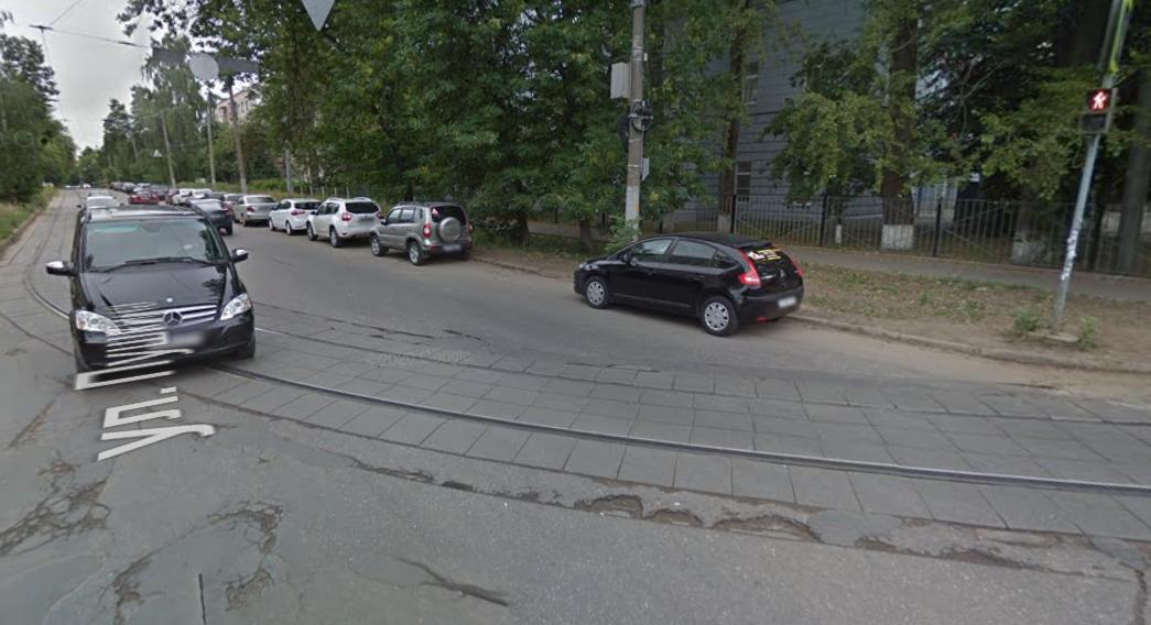Движение транспорта на улице Пушкина приостановят до 13 сентября