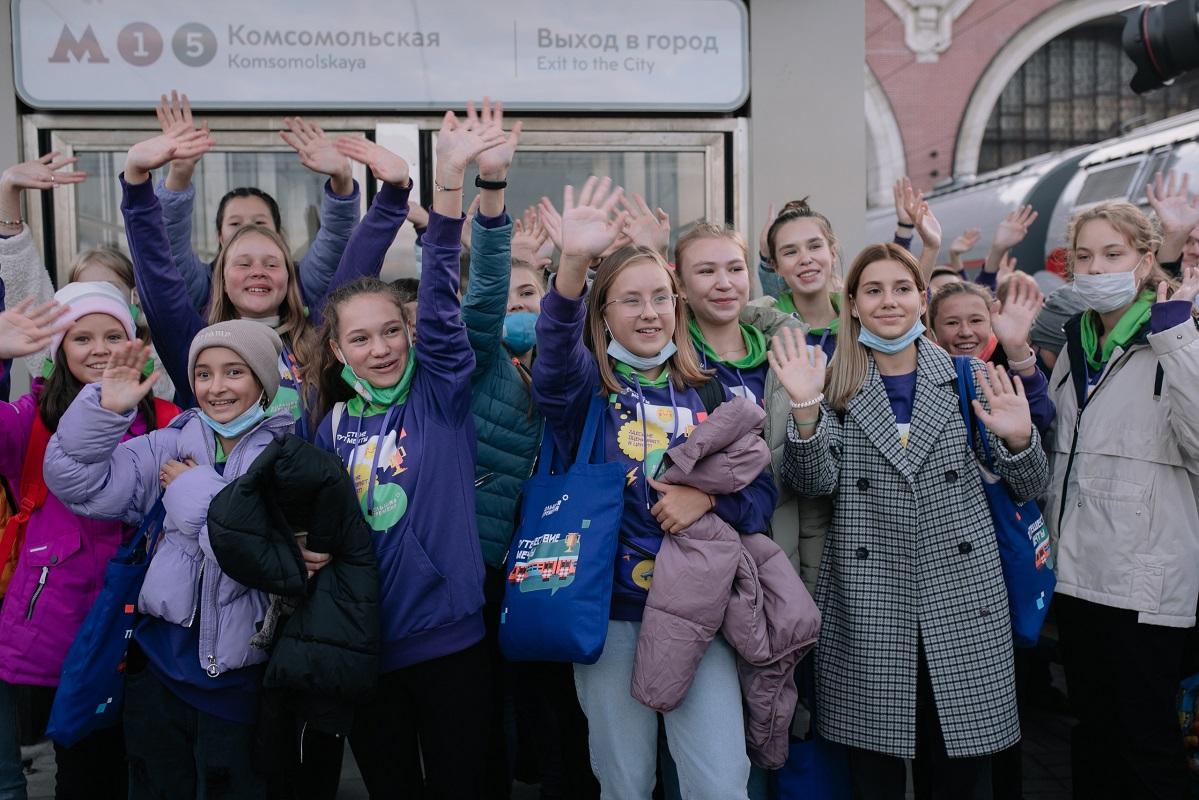 «Путешествие мечты»: школьники рассказали, как проходит турне участников «Большой перемены»