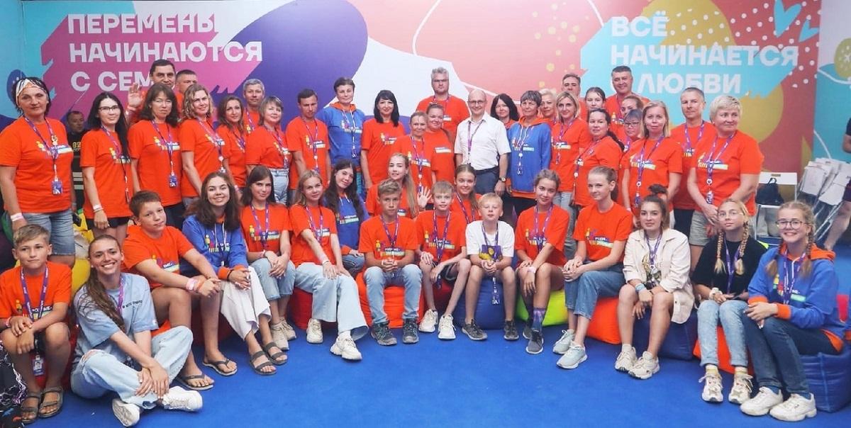 Фестиваль «Родные-Любимые» впервые прошёл в Крыму на форуме «Таврида»