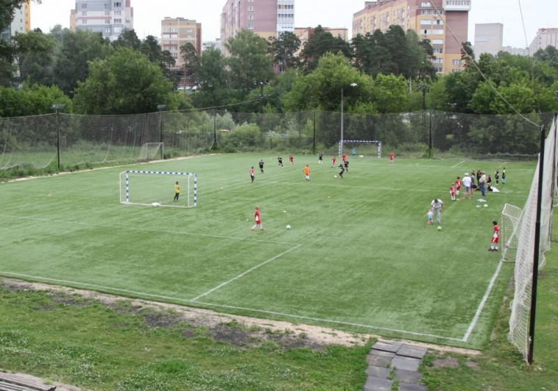 Рядом со стадионом «Радий» планируется построить теннисный центр