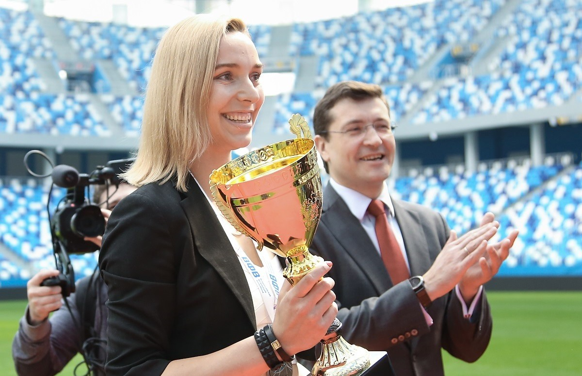 Новым главным тренером нижегородской волейбольной команды «Спарта-2» стала Регина Мороз