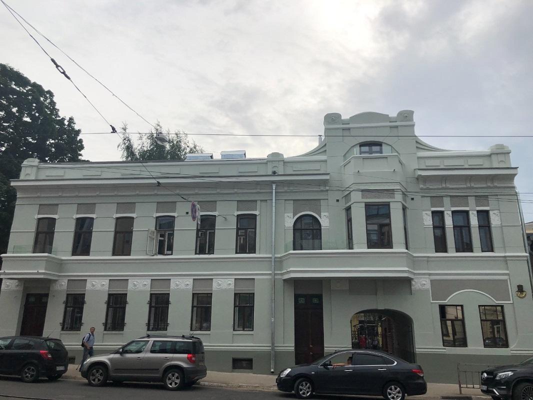 Капитальный ремонт девяти жилых домов-объектов культурного наследия завершился вНижнем Новгороде
