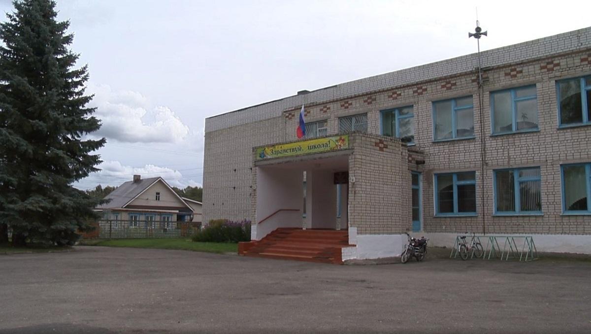 Около 56 млн рублей будет направлено на капитальный ремонт Ковригинской школы в Городецком районе
