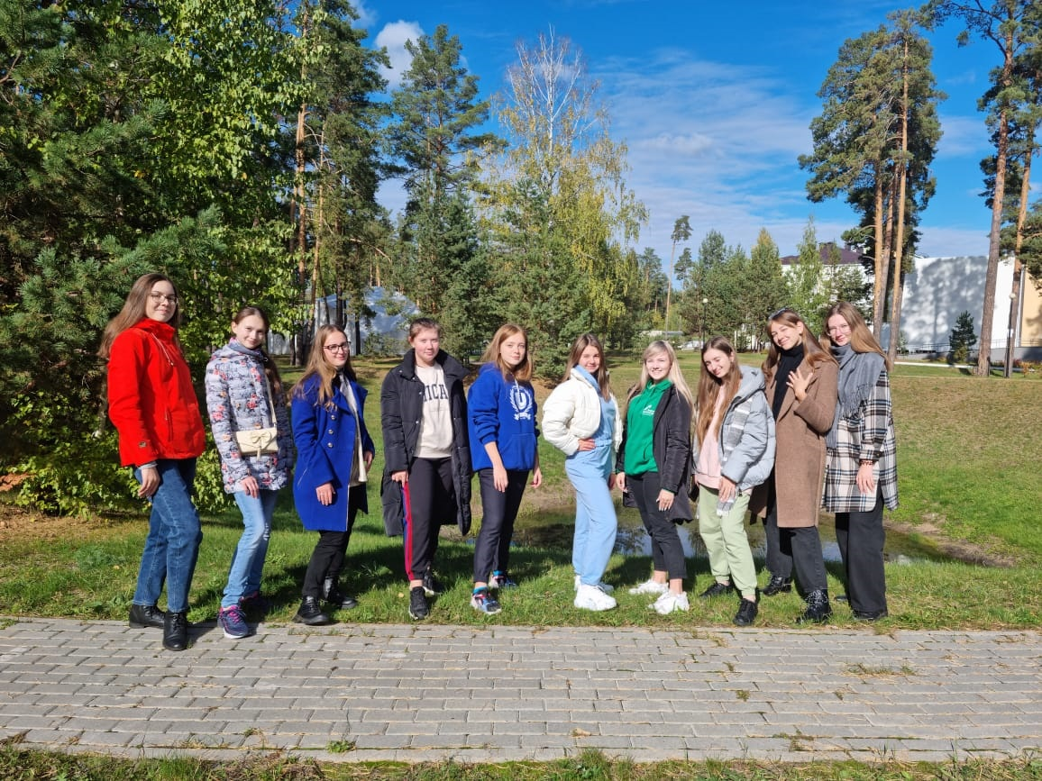 Нижегородские школьники отправились наполуфинал Всероссийского конкурса «Большая перемена» вКазань