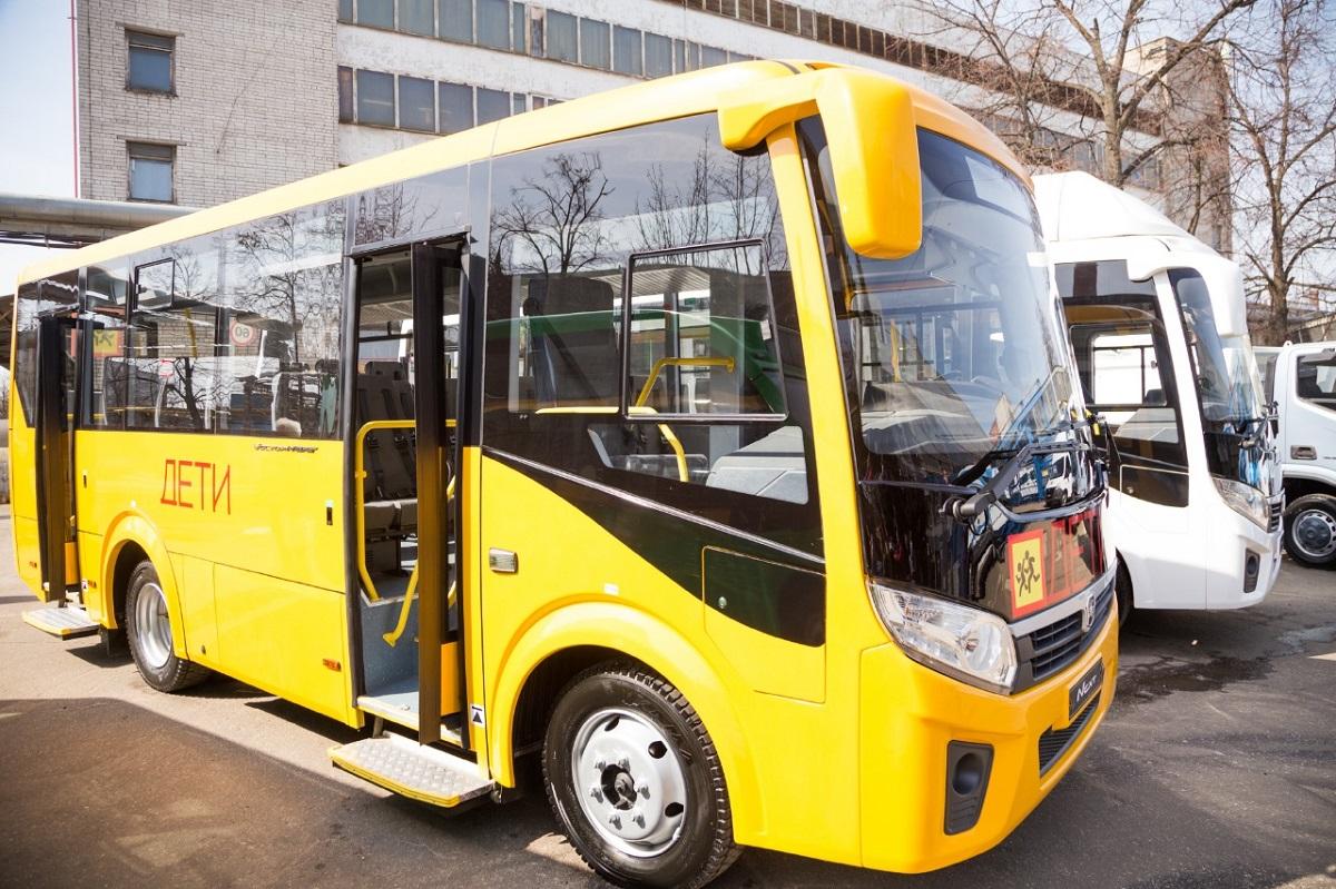 Нижегородская область одной из первых получит новые школьные автобусы