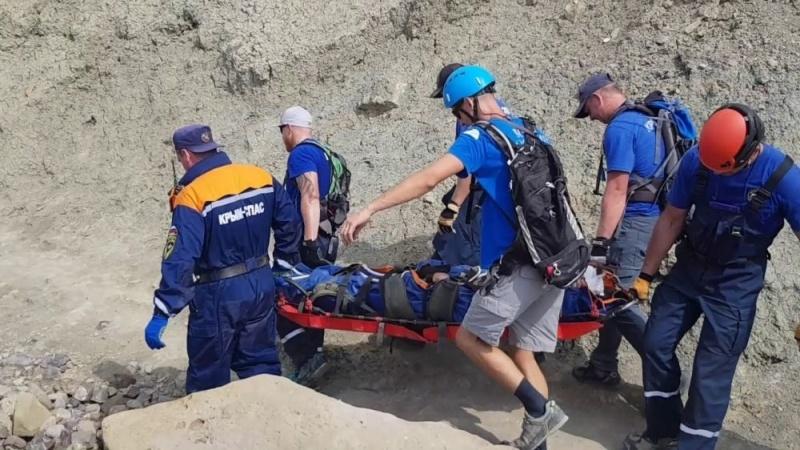 Нижегородские туристы пострадали из-за схода ледника Алибек на Домбае