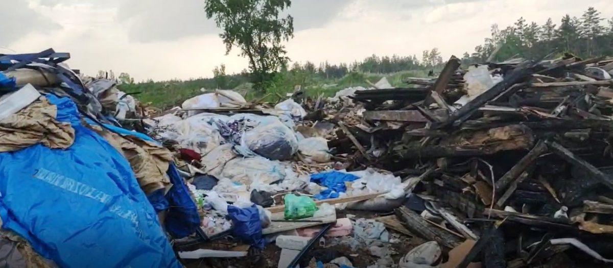 Администрацию Нижнего Новгорода оштрафовали за несанкционированную свалку на Московском шоссе