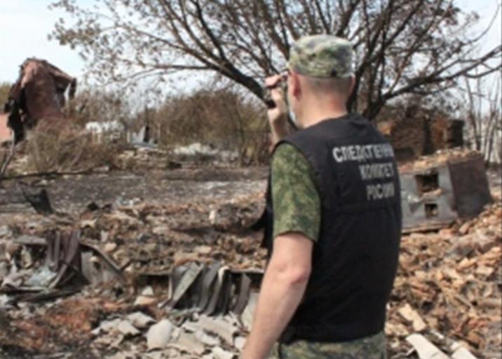 В Самарской области пьяный мужчина поссорился со знакомыми и сжег их дом