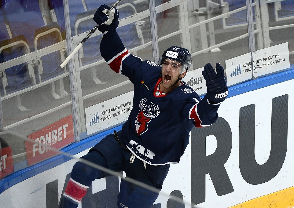 Хоккеисты нижегородского «Торпедо» обыграли лидера сезона