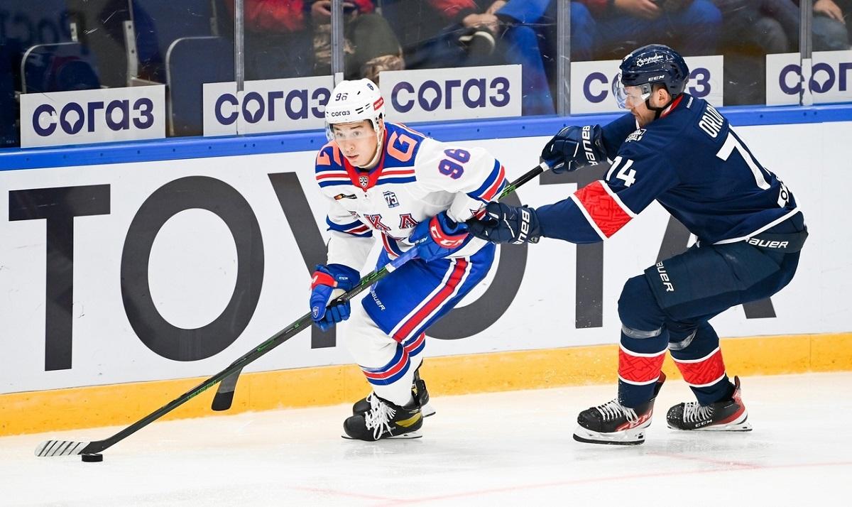 Хоккеисты нижегородского «Торпедо» обыграли СКА из Санкт-Петербурга