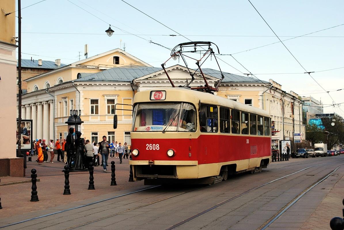 Движение по трамвайным маршрутам №3 и №21 частично приостановлено до 15 сентября