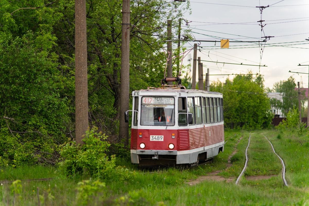 Движение трамваев №8 и №417 временно изменится с 1 октября