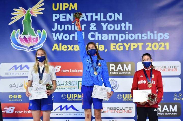 Нижегородка Елизавета Скуднякова завоевала серебро и бронзу на первенстве мира по троеборью
