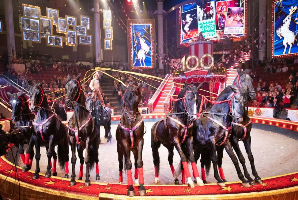 Знаменитое цирковое шоу «Легенда» приезжает в Нижний Новгород
