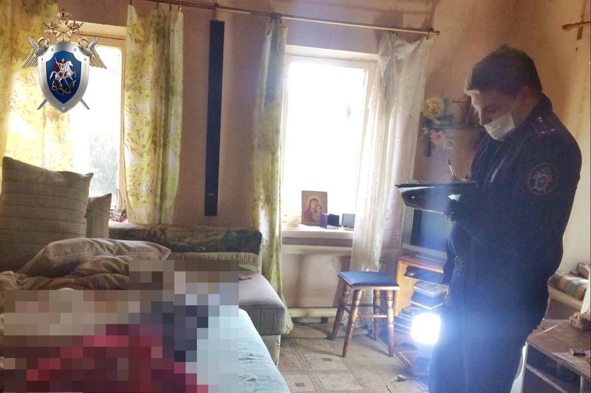 Любитель алкоголя из Кстовского района убил сожительницу топором