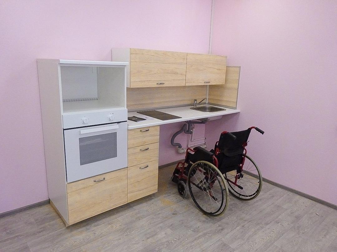 Первая учебная квартира для людей с ОВЗ и их родственников готовится к открытию в Нижнем Новгороде