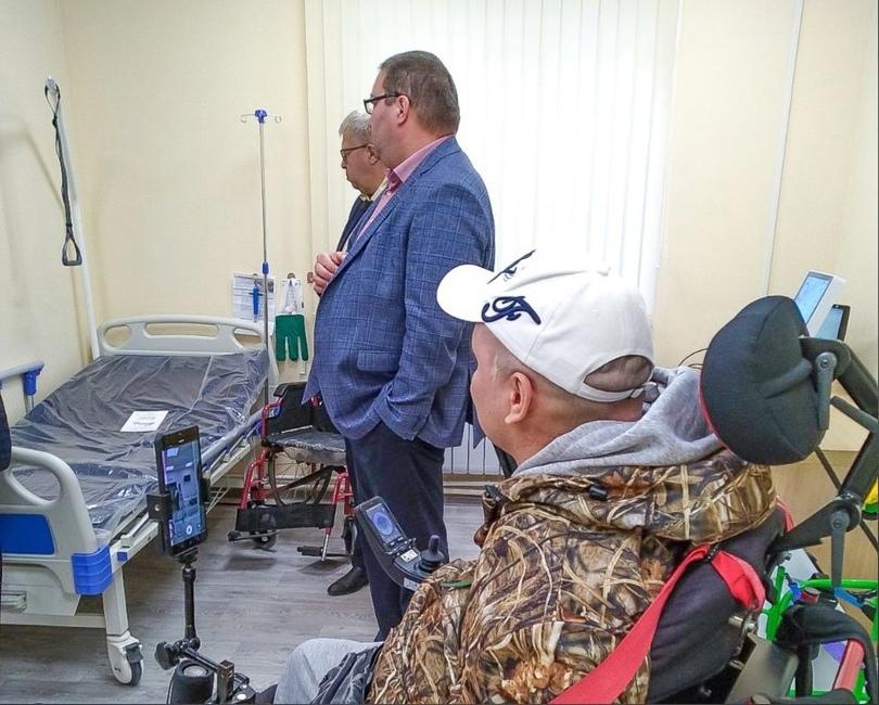 Учебная квартира для бесплатной реабилитации инвалидов открылась в Нижнем Новгороде