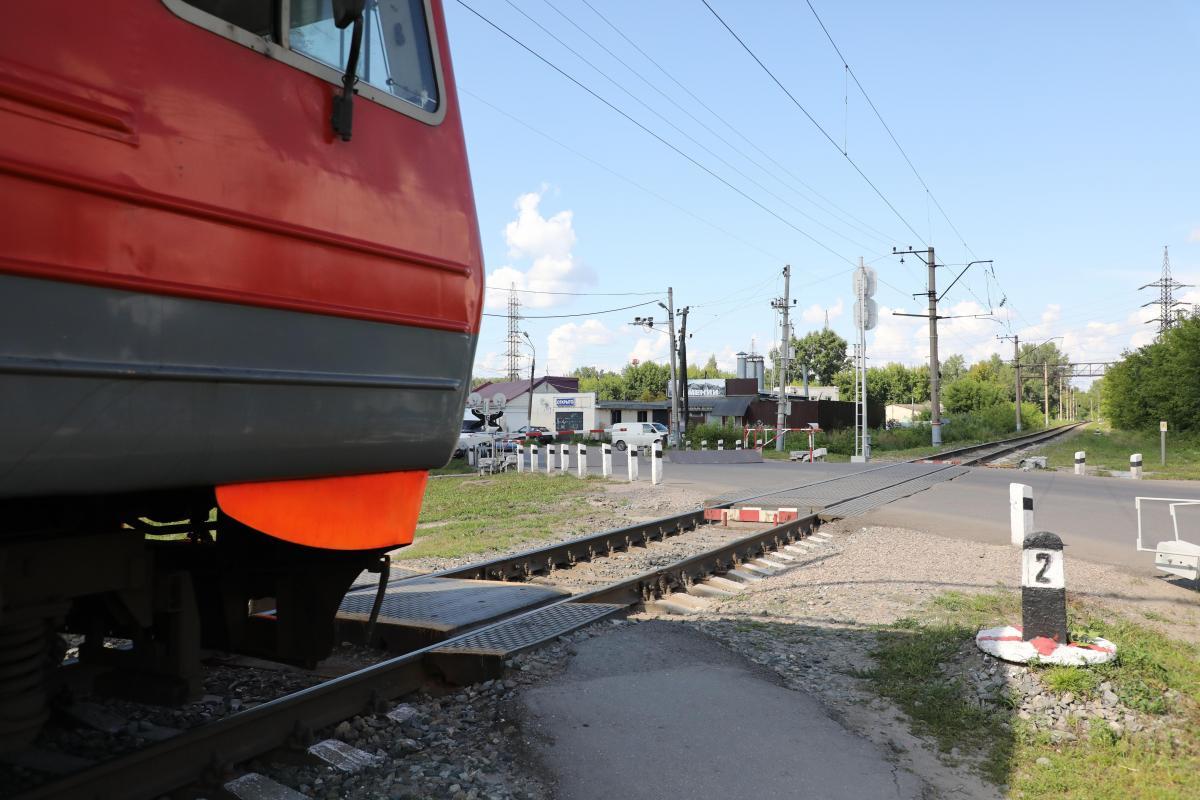 Две женщины попали под поезд в Нижнем Новгороде