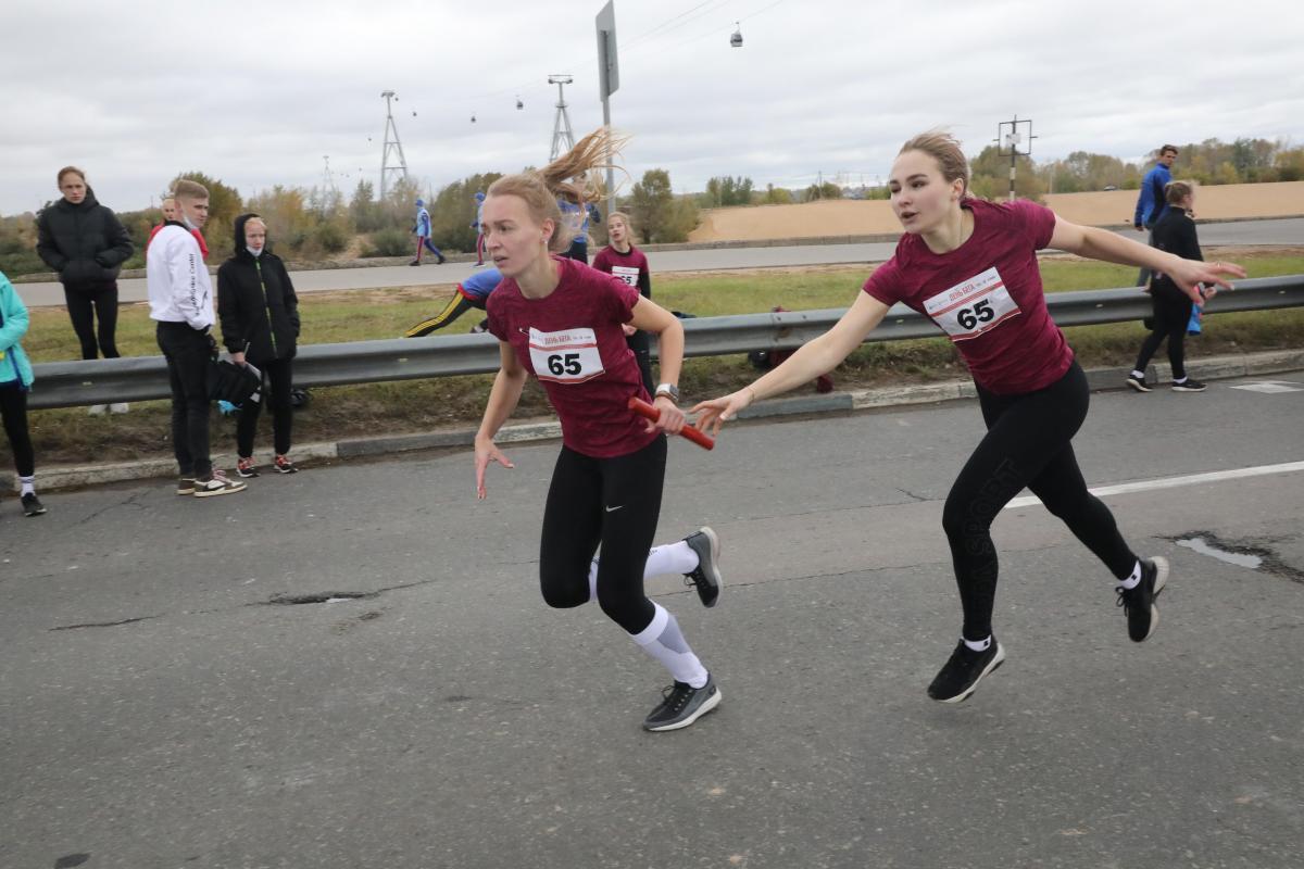 Место сбора – стадион «Нижний Новгород»: впервые там стартует День бега