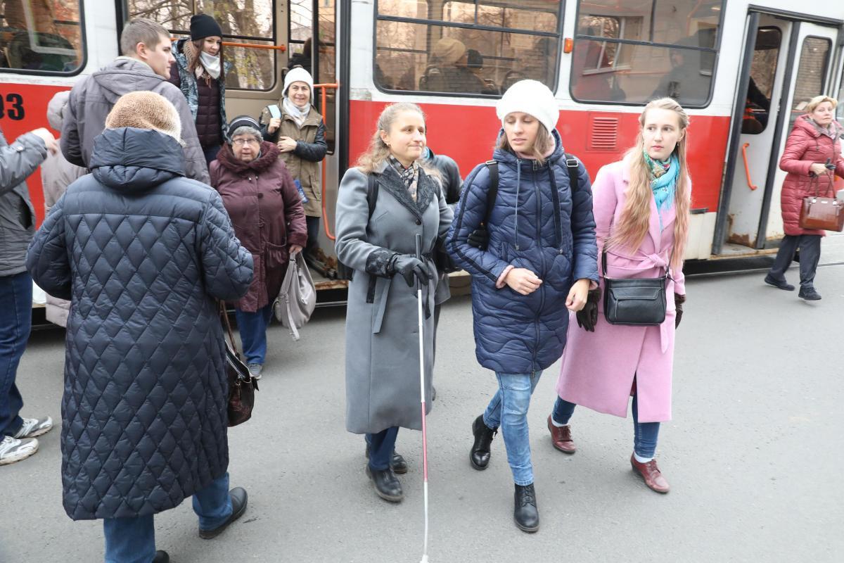 В Нижегородской области созданы условия для голосования избирателей с ограниченными возможностями здоровья