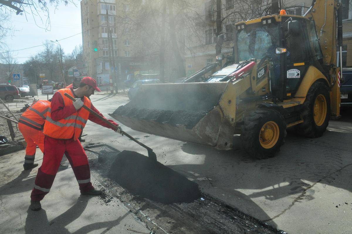 Дорожная кампания врамках национального проекта завершается вНижнем Новгороде