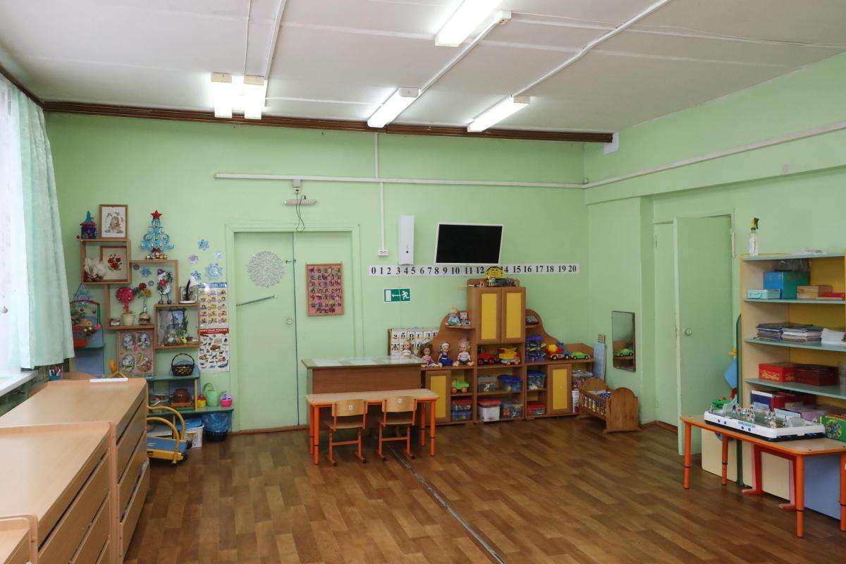 Почти 60 групп в нижегородских детских садах закрыли на карантин