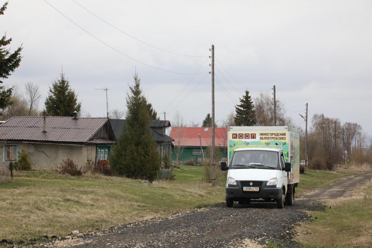 Вселе Тепелево Дальнеконстантиновского района по госпрограмме построят дом культуры