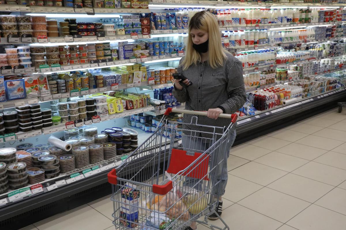 Чай, хлеб, яблоки икуриные яйца подешевели вНижегородской области— Нижегородстат