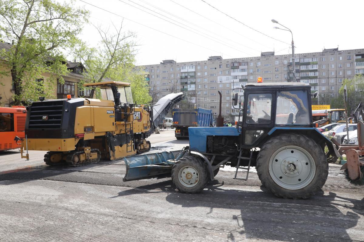 Дорогу в поселке Мостоотряд отремонтируют по программе «Вам решать!»