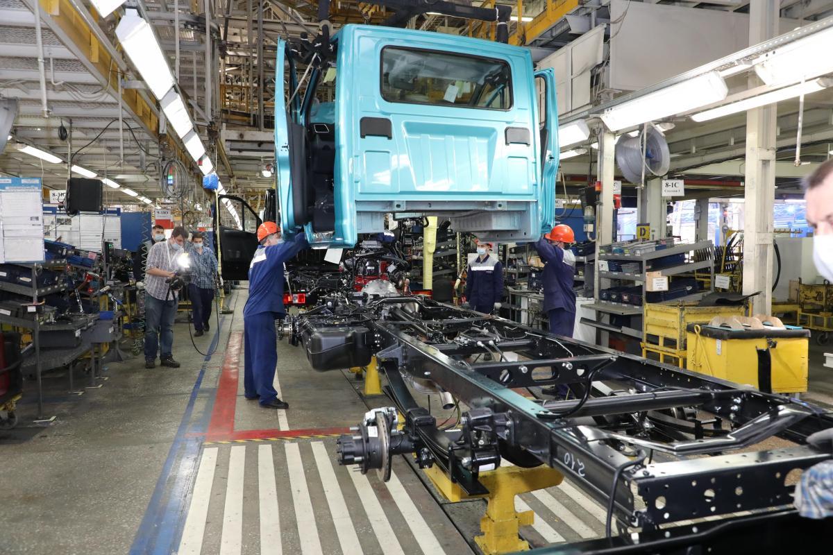 Промышленное производство вНижегородской области выросло почти на15% засемь месяцев 2021 года