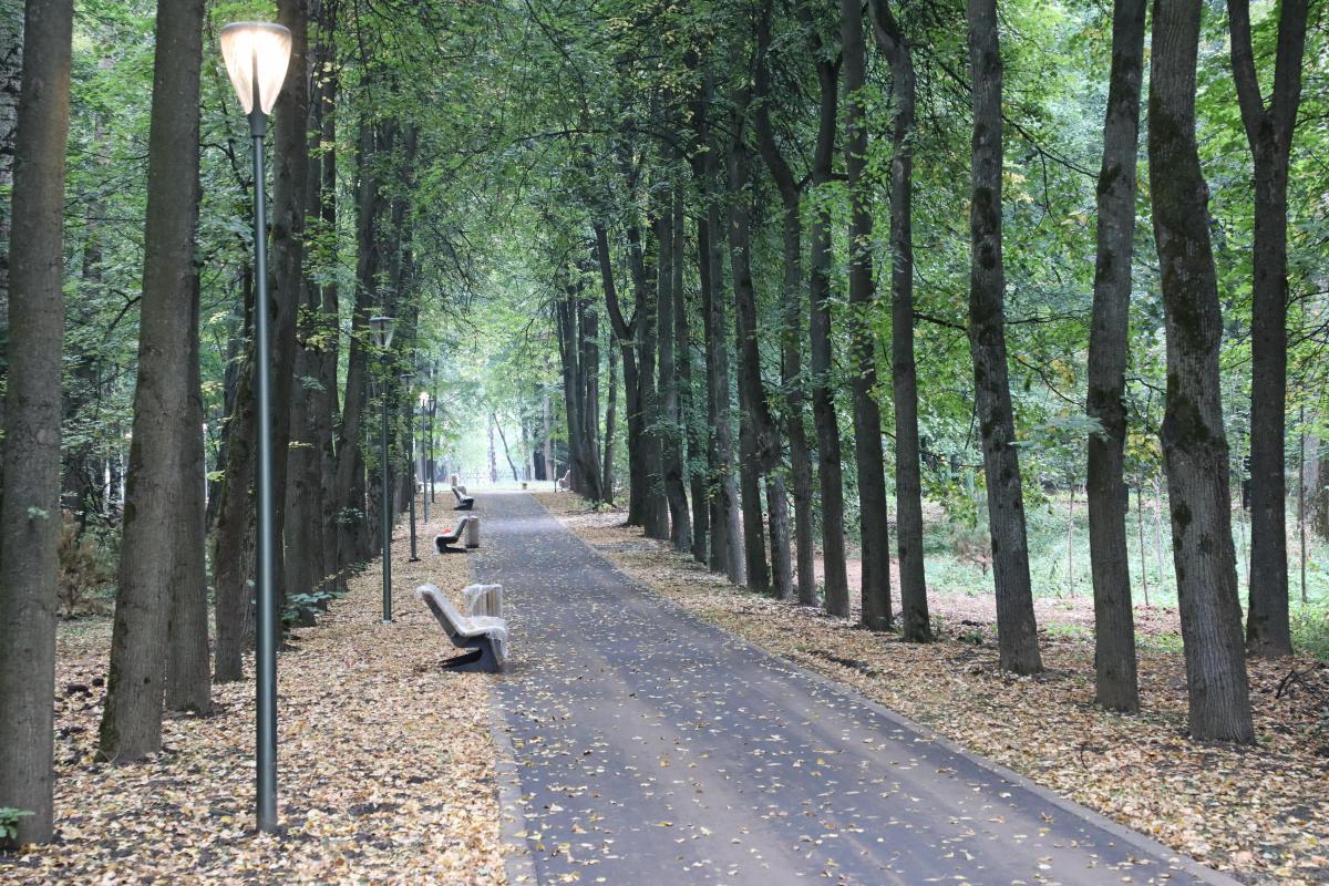 Оздоровительное мероприятие «Путь кздоровому сердцу» пройдет впарке «Швейцария» 26сентября