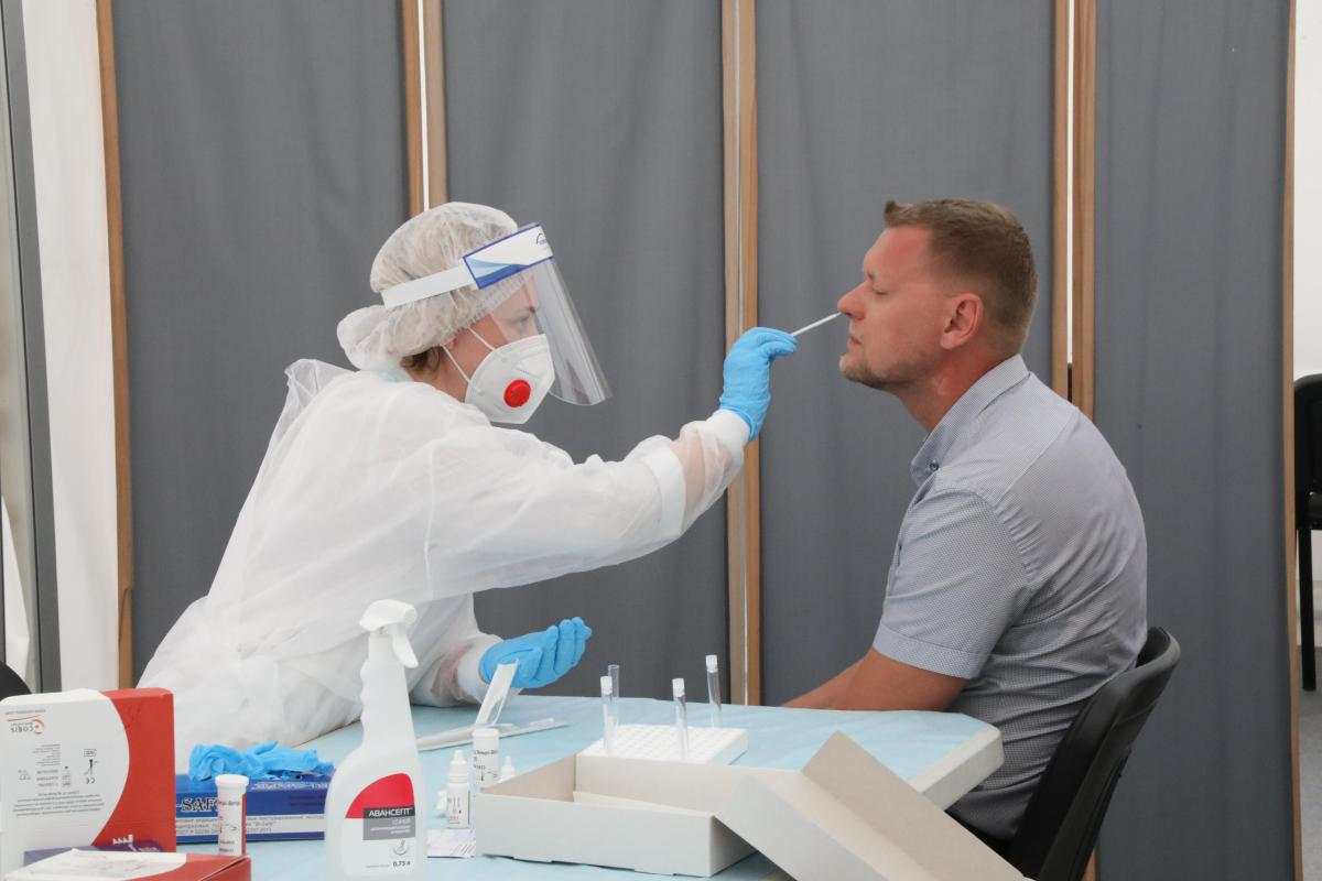 В Нижегородской области не планируют запускать бесплатное массовое экспресс-тестирование на коронавирус