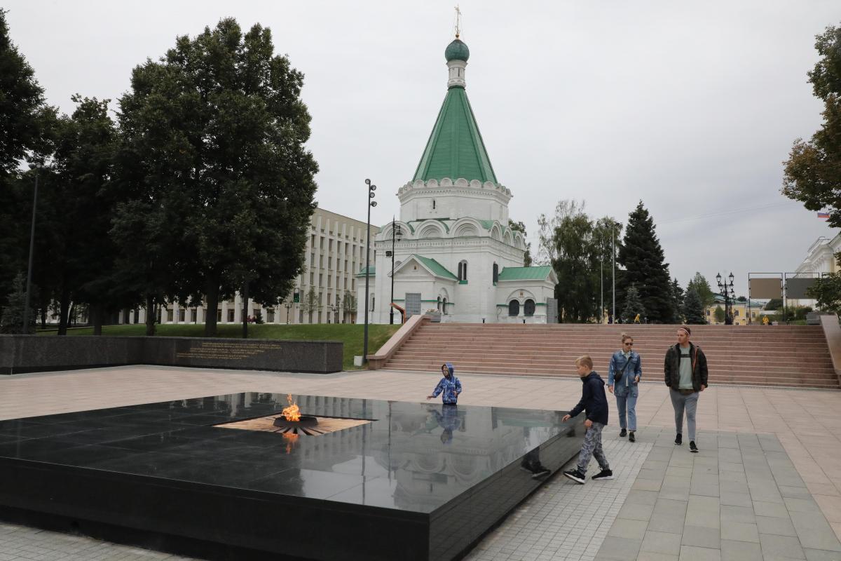 Школьники изВладимирской области посетят Нижний Новгород иГородец врамках нацпроекта «Культура»