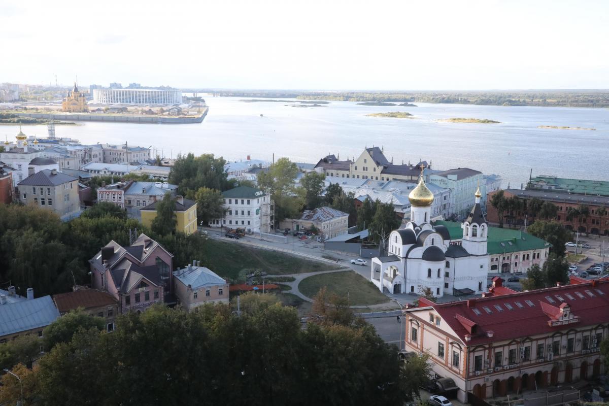 Экспорт Нижегородской области за7 месяцев увеличился на32% исоставил почти 3,2 млрд долларов
