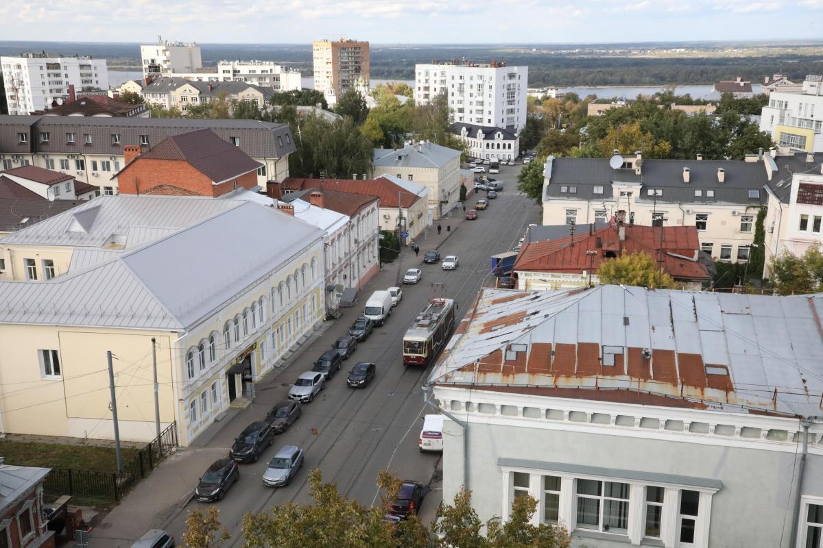 ВНижнем Новгороде пройдет серия экскурсий «Наследие Харитонова. История архитектуры 90-х за8000 шагов»